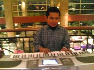 "Main di Hotel bintang 5 ""PARKLINE JAKARTA"""