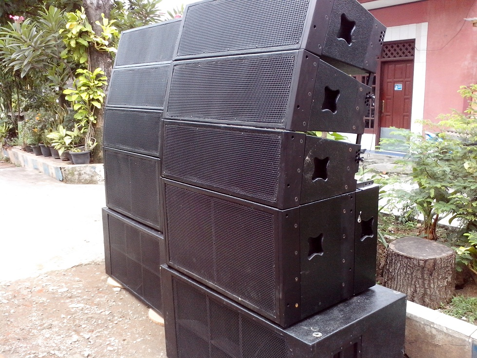 Box Line Array